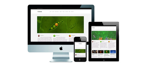 15 Free Wordpress White Responsive Themes | Web Inspiration | Scoop.it
