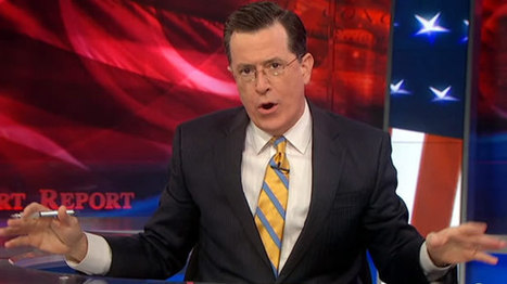 Colbert slams conservative outrage over 'vulgarity' of HBO vampire show 'True Blood' | Daily Crew | Scoop.it