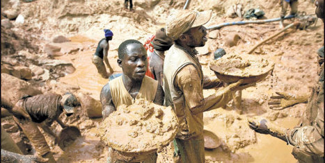 DR Congo cracks down on gold smugglers.@investorseurope | Taxing Affairs | Scoop.it