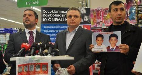 Turkey: Missing children on grocery bags in new project | jo4missingkids | Scoop.it
