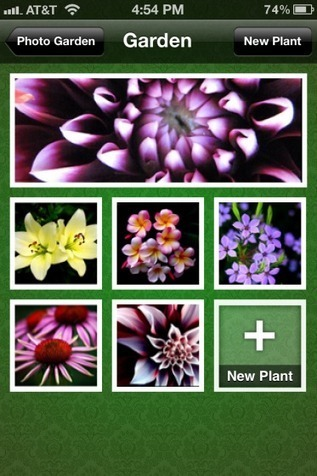 Photo Garden: A garden journal app | Garden apps for mobile devices | Scoop.it