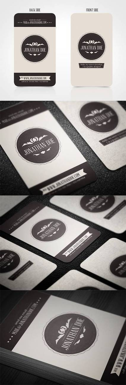 30 Amazing Vintage Business Card For Inspiration | Sales, Negotiating, Sales Training, Marketing | Scoop.it