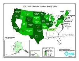 Nebraska legislators pushing for wind energy - KVNO News | Wind turbines | Scoop.it