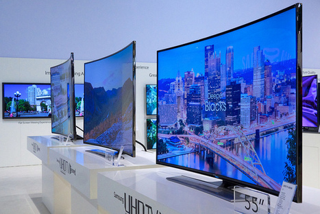 Curved LED TV: One of The Reason To Reduce Glare | Machinimania | Scoop.it