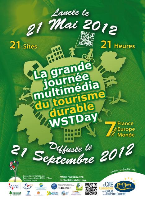 Conférence de Presse : Journée Multimédia du Tourisme Durable | Evénements Tourisme Responsable | Scoop.it
