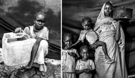 Série de fotos mostra refugiados e os objetos mais importantes de suas vidas | A school at the end of the world | Scoop.it