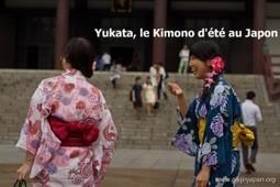 Un Yukata japonais : le kimono d'été   Un Gaijin au Japon   Voyager au japon   Scoop.it