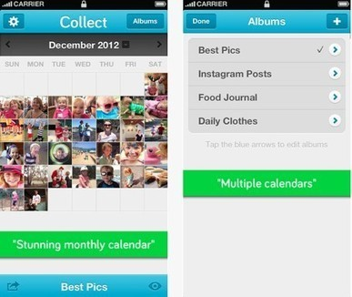 Daily iPhone App: Collect: Photo a Day lets you remember each day with a photo - tuaw.com | iPhones and iThings | Scoop.it