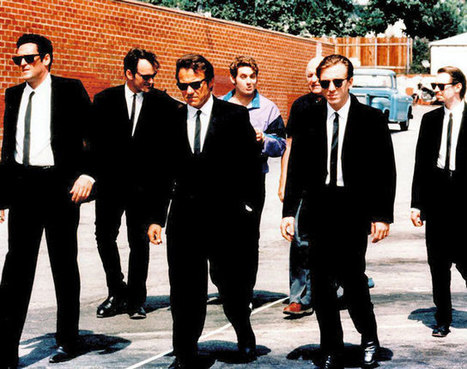 Reservoir Dogs: cinema's most successful heist ever | BK  Quentin Tarantino | Scoop.it
