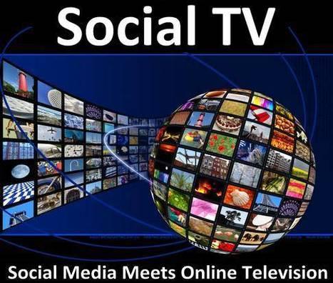 Social TV   Smart TV, social TV, apps   Scoop.it