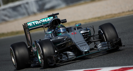 F1 Rule Tweaks Will Improve The Show, Say Mercedes Drivers, AfterHours | wesrch | Scoop.it