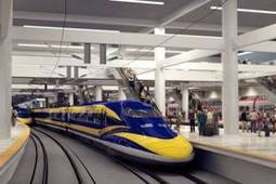 Can high speed rail compete with self-driven cars and all the technology of the future? | Singularity Hub | leapmind | Scoop.it