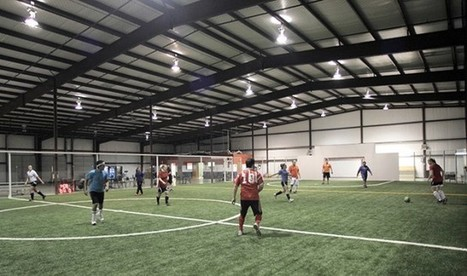 New sports facility kicks off in Waco | The Baylor Lariat | Sports Facility Management.4140579 | Scoop.it