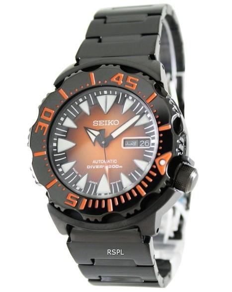 Seiko 5 Automatic Monster | Seiko Velatura Chronograph | Scoop.it