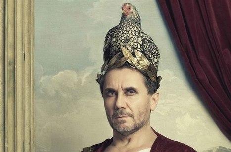 Když se bortil Řím, posledního císaře zajímala jen snáška slepic | Stardust | Scoop.it