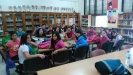 Día de la Biblioteca en el IES Arzobispo Lozano, educación, La Opinión de Murcia | CURIOSIDADES | Scoop.it
