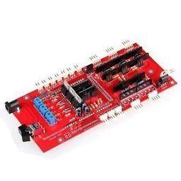 3D printer for Arduino MEGA Ultimaker Shield Compatible Pololu driver board   Raspberry Pi   Scoop.it