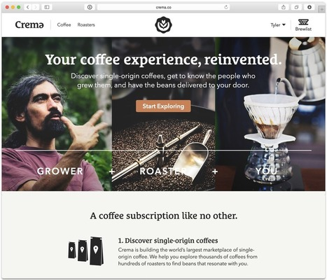 Designers as Innovators, and a Story About Coffee | UXploration | Scoop.it