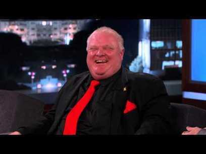 Toronto Mayor Rob Ford on Jimmy Kimmel Live PART 1 | Email Marketing Tips | Scoop.it