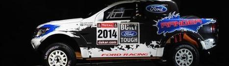 Ford Sending V8 Ranger to the Dakar Rally | all new langer | Scoop.it