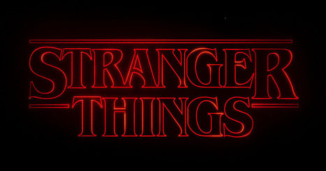 How the Stranger Things Titles Came Out So Perfectly Retro | A2 Media Studies | Scoop.it