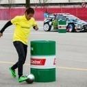 Castrol réunit Neymar et Ken Block et crée le Footkhana | Sports, Management, Marketing | Scoop.it