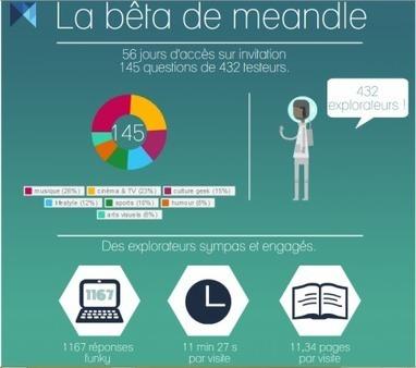 Meandle, un nouveau réseau social | Médias sociaux et entreprises | Scoop.it