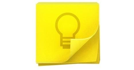 Google Keep tendrá nueva versión integrada con Google Drive y más | BP | Scoop.it