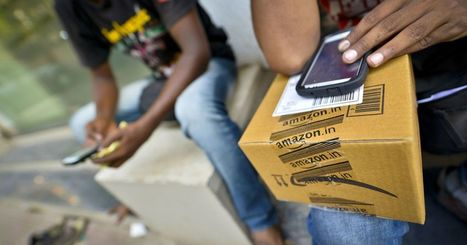 Amazon launches Prime service in India to woo customers | iPhones and iThings | Scoop.it