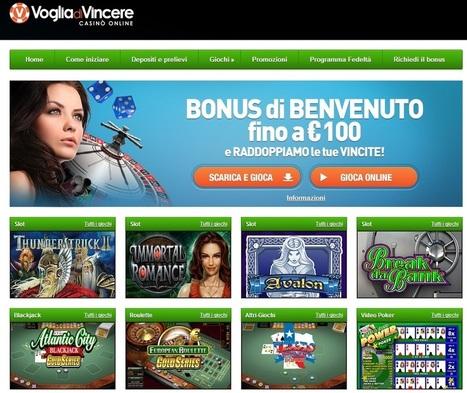 Casino Online Italiani - News sui casino legali | Giochi Online | Scoop.it