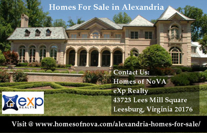 Homes For Sale in Alexandria | Real Estate and Homes for sale in Northern Virginia | Scoop.it