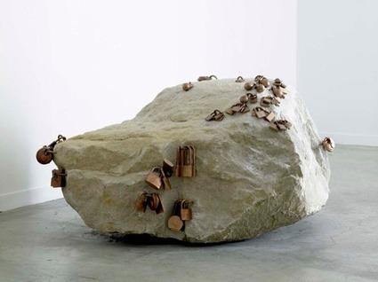 Tatiana Trouvé: Rock | Art Installations, Sculpture, Contemporary Art | Scoop.it