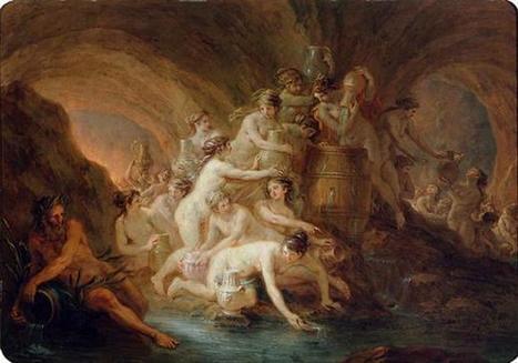 Las terribles Danaides: 49 princesas asesinas de los mitos griegos | Mitología clásica | Scoop.it