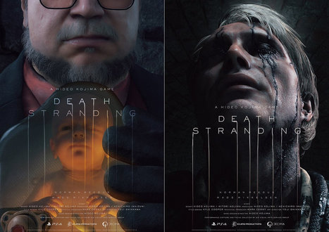 DEATH STRANDING, second teaser - Playstation Experience [Actus Jeux Vidéo] - Freakin' Geek | Freakin' Geek | Scoop.it