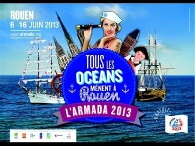 L'Armada 2013 : des voiliers prestigieux à Rouen - Obiwi - Escapades | Les news en normandie avec Cotentin-webradio | Scoop.it