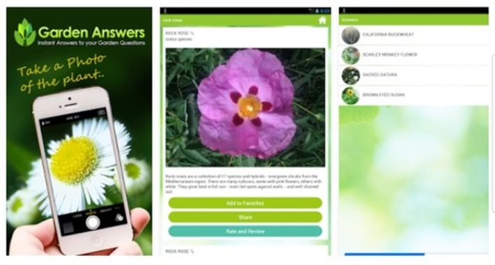 Gardening apps to help identify plants | Garden apps for mobile devices | Scoop.it