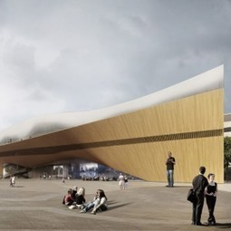 ALA Architects wins Helsinki library competition | The Architecture of the City | Scoop.it