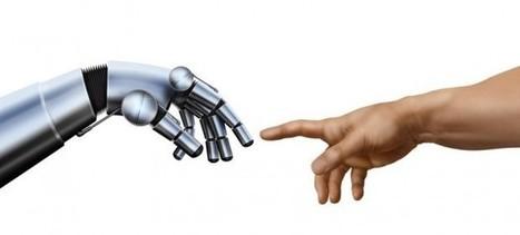 Après l'Internet des objets, l'Internet des robots   Connecté au quotidien   Scoop.it