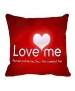 Valentine Cushion Covers : Send Valentine Cushion Covers to India, Valentine Store for Cushion Covers Online - Infibeam.com | shopping | Scoop.it