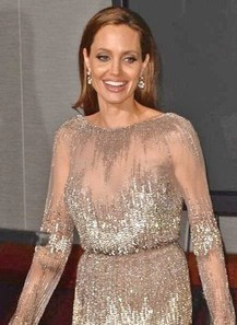 Angelina Jolie discusses yoga workouts for Maleficent and ovarian cancer surgery - Examiner.com | Breast Cancer | Scoop.it