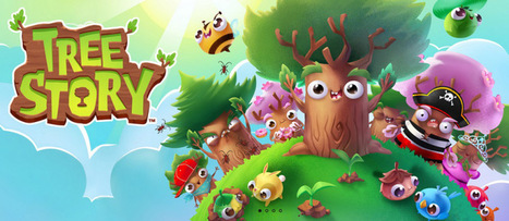In Tree Story mobile game, you nurture virtual seedlings and plant trees in the real world   GamesBeat   Games   by Dean Takahashi   Foreign Language Education   Scoop.it