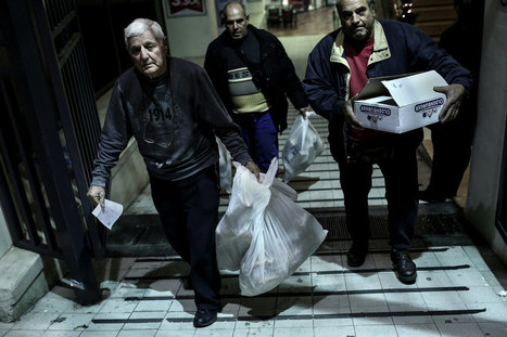Greek Patience With Austerity Nears Its Limit | Politically Incorrect | Scoop.it