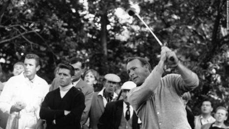 Arnold Palmer Passes Away at 87.   LPGA   Scoop.it