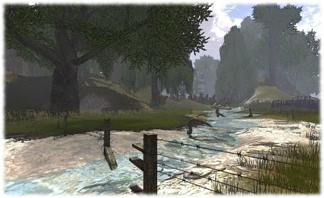 An Untroubled time in Second Life | Destination guide to SL hot spots | Scoop.it