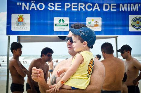 Folha de S.Paulo - Cotidiano - Pulseira 'high-tech' ajuda a encontrar criança na praia - 13/01/2013 | Internet das Coisas | Scoop.it