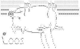 Piroshki's DeviantArt Gallery | ASCII Art | Scoop.it
