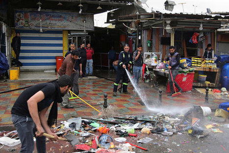 Blasts Kill at Least 36 People in Baghdad | 911 | Scoop.it