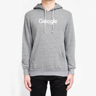 Google Men's Pullover Hoodie   Blingy Fripperies, Shopping, Personal Stuffs, & Wish List   Scoop.it