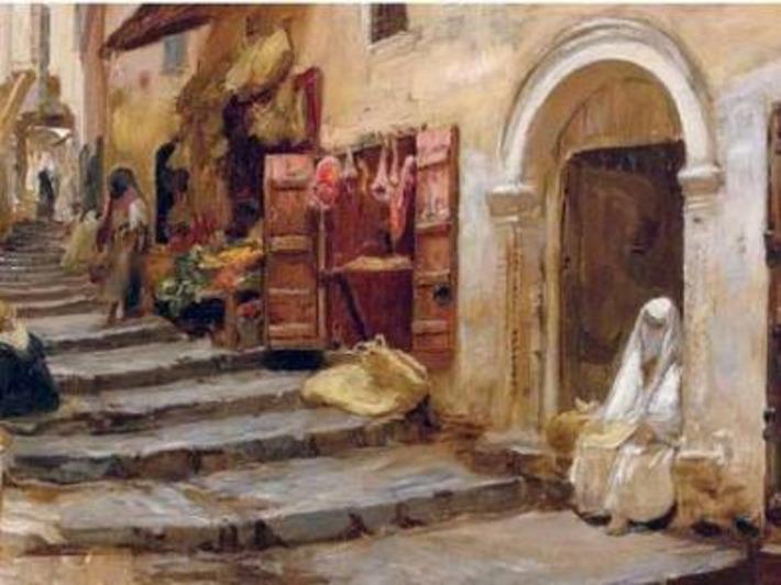 Une mosaïque d'amour au souvenir d'El Mahroussa | El Watan | Kiosque du monde : Afrique | Scoop.it