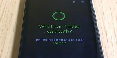 Microsoft: No Plans For Ads In Cortana Yet - Search Engine Land | Business & Technology | Scoop.it